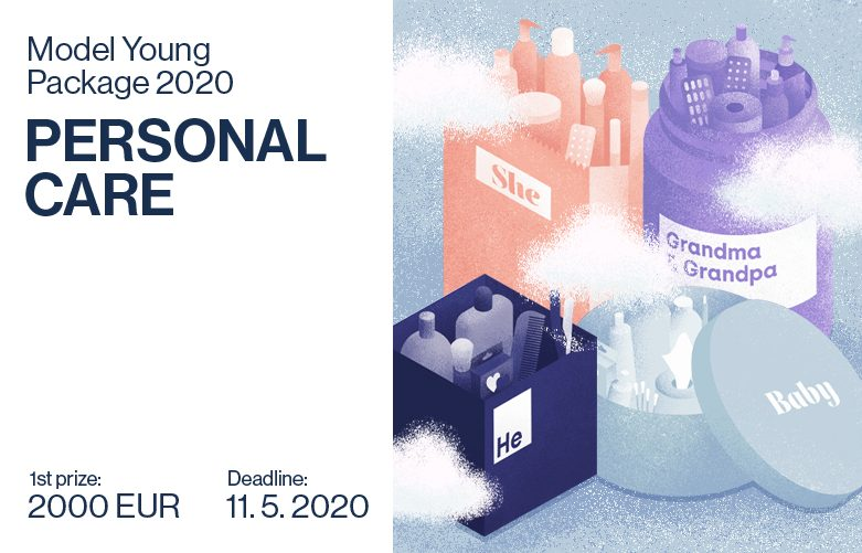Model Young Package 2020 Competition for Designers Worldwide (Total prize of 6,200 EUR)