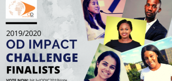 Announcing the OD Impact Challenge 2019 Top 12 Finalists