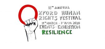 Oxford Human Rights Festival (OxHRF) Essay Competition 2020