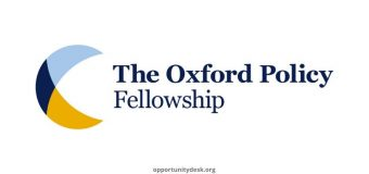 Oxford Policy Fellowship 2020 for Early/Mid-career Lawyers (Fully-funded)