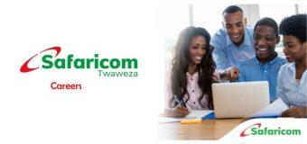 Safaricom Corporate & Commercial Internship Programme 2020 in Kenya