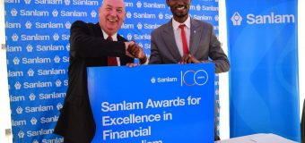 Sanlam Awards for Excellence in Financial Journalism 2020 (prize of R25,000)