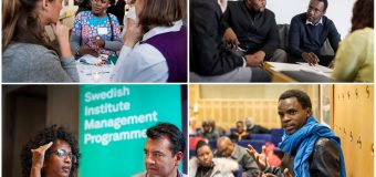 Swedish Institute Management Programme Africa 2020 for Young Changemakers (Funded to Sweden)