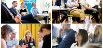 Swedish Institute Management Programme Northern Europe 2020 for Changemakers (Funded to Sweden)