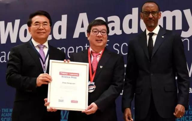 TWAS-Lenovo Science Award 2020 for Scientists from Developing Countries (up to USD $100,000)