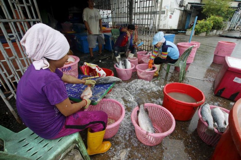 Thomson Reuters Reporting on Human Trafficking and Modern Day Slavery – Bangkok 2020 (Funded)