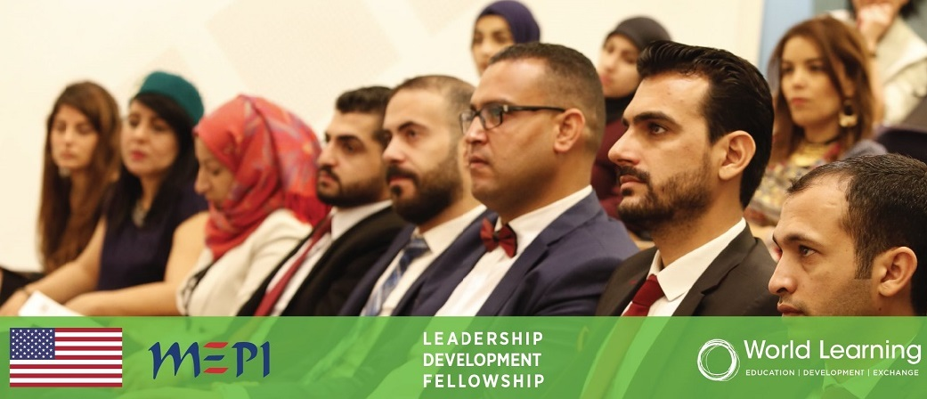 U.S.-Middle East Partnership Initiative (MEPI) Leadership Development Fellowship (LDF) Program 2020/2021 (Fully-funded)
