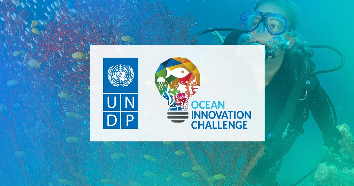 UNDP Ocean Innovation Challenge 2020 (Grants up to $250,000 USD)