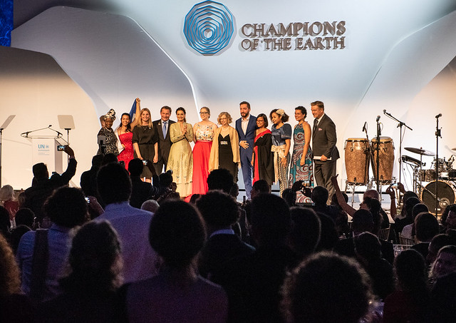 Call for Nominations: UNEP Champions of the Earth Award 2021