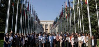 United Nations Information Service's Graduate Study Program (GSP) 2021