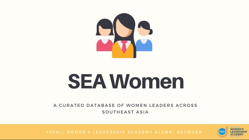 YSEALI Southeast Asian Women Programme 2020 for Outstanding Women Leaders