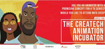 Africa Digital Media Foundation (ADMF) CreaTech Animation Incubator 2020 for East Africans
