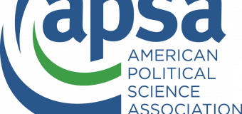 American Political Science Association (APSA) MENA Workshop 2020 for Early-career Scholars (Fully-funded)