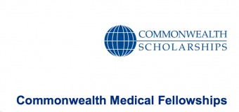 Commonwealth Medical Fellowships 2020 for Mid-career Medical Staff from LMICs (Fully-funded to the UK)