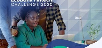 Ecobank Fintech Challenge 2020 for African Startups (Up to $10,000 prize)