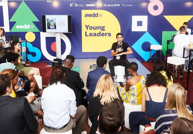 European Development Days (EDD) Young Leaders Programme 2020 (Funded to Brussels, Belgium)