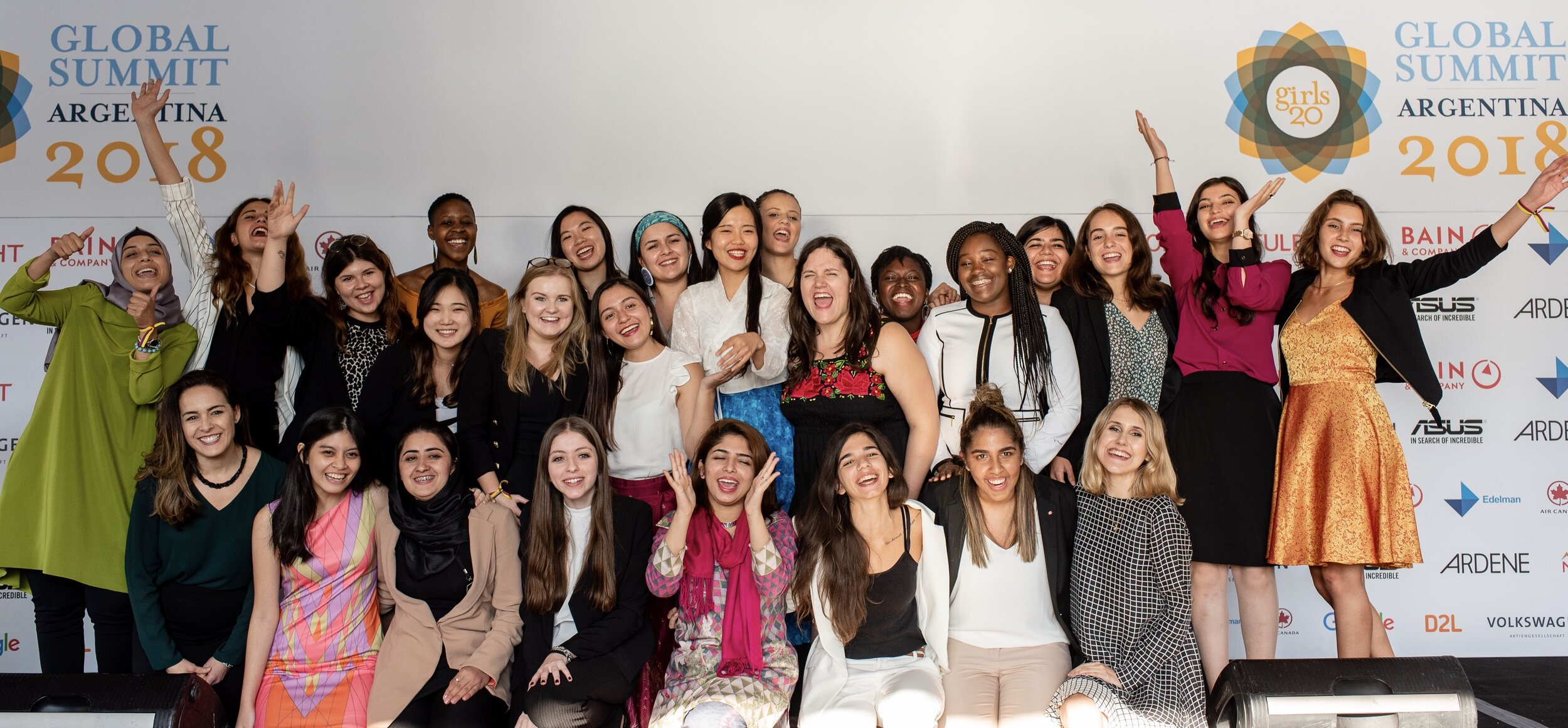 G(irls)20 Global Summit 2020 for young women from around the world (Fully-funded to Riyadh, Saudi Arabia)