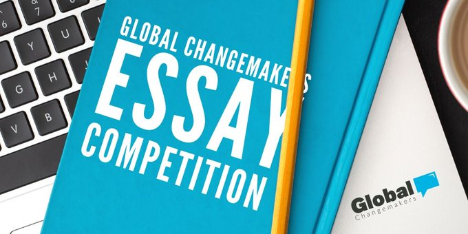Global Changemakers Essay Competition 2020 for Young Leaders Worldwide