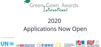 International Green Gown Awards 2020 for Universities or Colleges across the World
