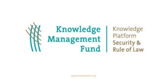 "Knowledge Management Fund 2020 Call for Proposals for Events, Research ideas and Initiatives on ""Harnessing Potential"" (Up to €15,000)"