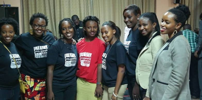 Ms. Geek Africa Competition 2020 for Young African Girls (Cash prizes plus funded trip to Transform Africa Summit)