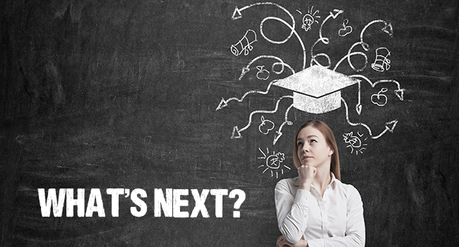 How to Start Preparing for Life After Graduation