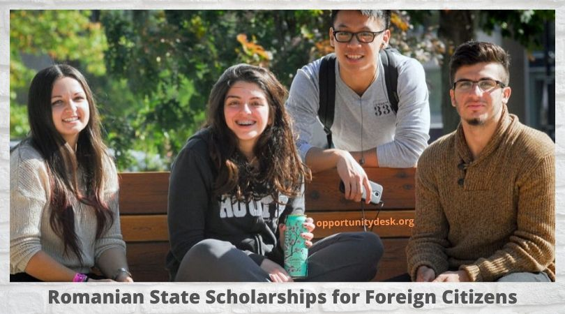 Romanian State Scholarships for Foreign Citizens to study in Romania 2020/2021