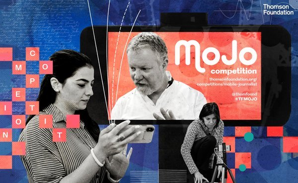 Thomson Foundation Mobile Journalism Competition 2020 (Win all-expenses-paid trip to Mojofest in London)
