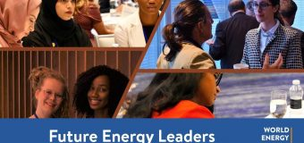 Call for Nominations: World Energy Council's Future Energy Leaders (FEL-100) Programme 2020