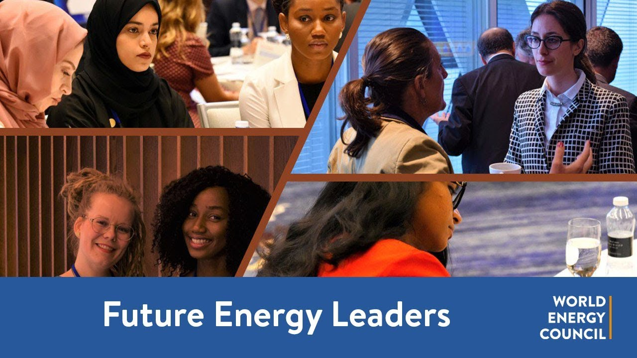 World Energy Council Future Energy Leaders (FEL-100) Programme 2021