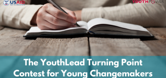 YouthLead Turning Point Contest 2020 for Young Changemakers