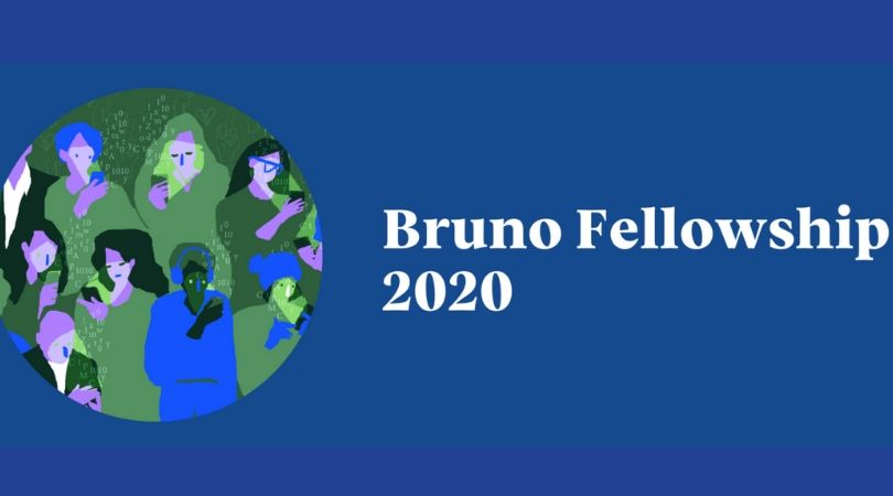 Coda Story's Bruno Fellowship 2020 for Early to Mid-career Journalists ($16,000 grant)