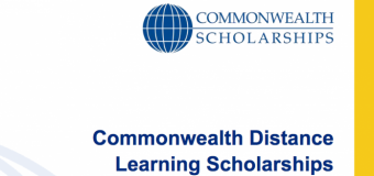 Commonwealth Distance Learning Scholarships 2020/2021 for Young Professionals to Study in a UK University
