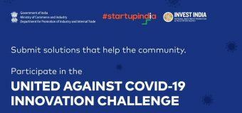 DPIIT/Startup India United Against COVID-19 Innovation Challenge 2020