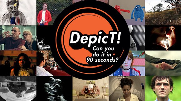 Depict International Short Film Online Competition 2020 (£2,500 Cash Awards plus more)