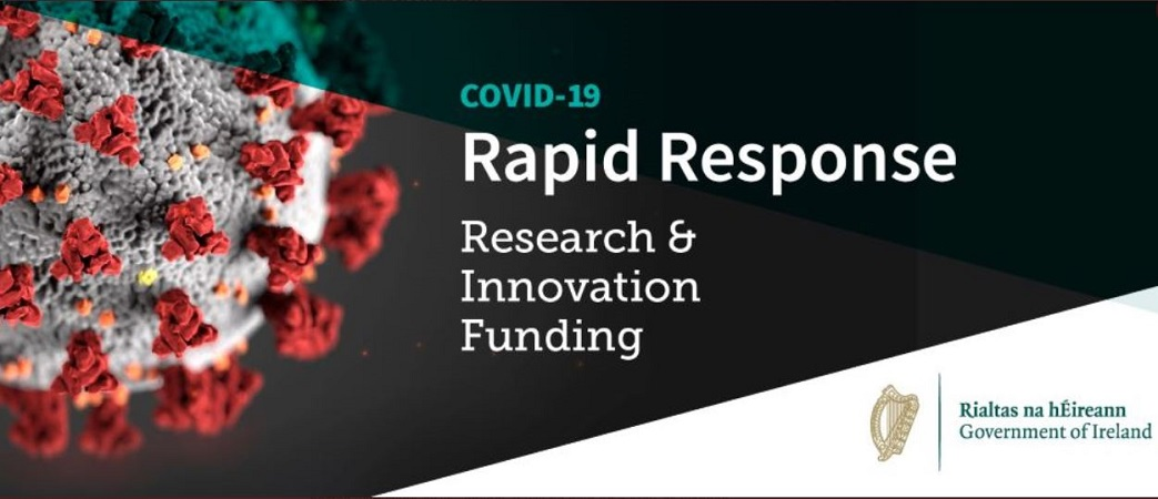Health Research Board (HRB) COVID-19 Pandemic Rapid Response Funding Call (up to €200,000)