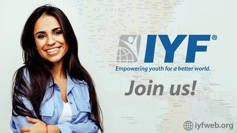 International Youth Federation (IYF) is looking for a Regional Director for Africa