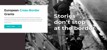 Journalismfund European Cross-Border Grants for Journalists 2020 (Round 2)