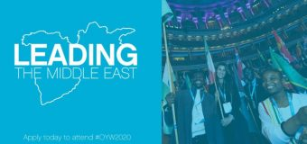 Leading The Middle East Scholarship to attend the One Young World Summit 2020 (Fully-funded to Munich, Germany)