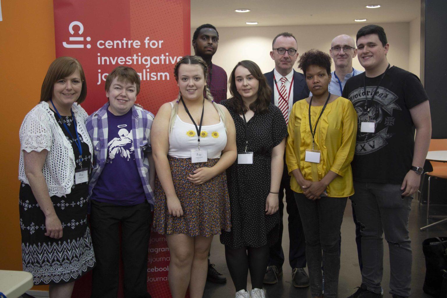 Lyra McKee Journalism Training Bursary Scheme to attend #CIJSummer Investigative Journalism Conference 2020 in London