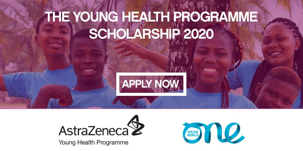 Young Health Programme Scholarship to attend One Young World Summit 2020 (Fully-funded to Munich, Germany)