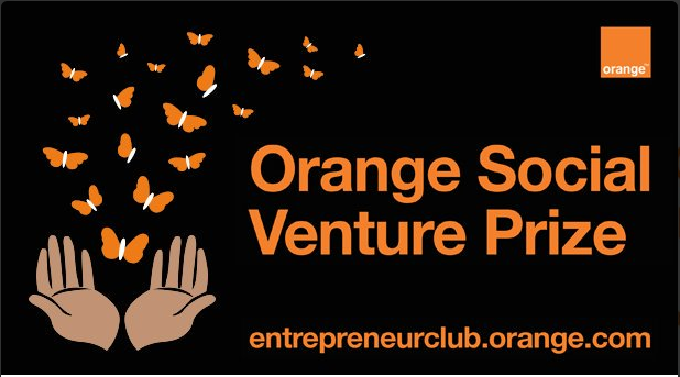 Orange Social Venture Prize in Africa and the Middle East 2020 (Over €50,000 in prizes)