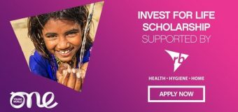 RB Invest for Life Scholarship to attend the One Young World Summit 2020 (Fully-funded to Munich, Germany)