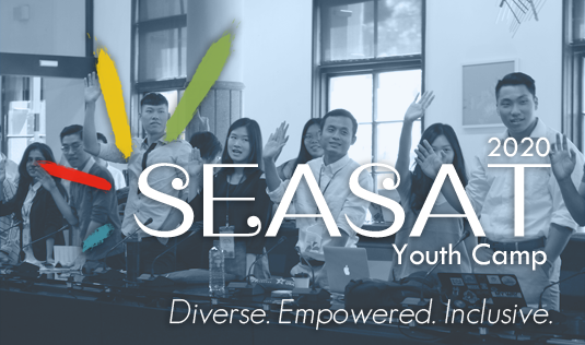 SEASAT Youth Camp Programme 2020 for Young Leaders in Asia