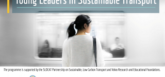 SLOCAT/VREF Young Leaders in Sustainable Transport Programme 2020