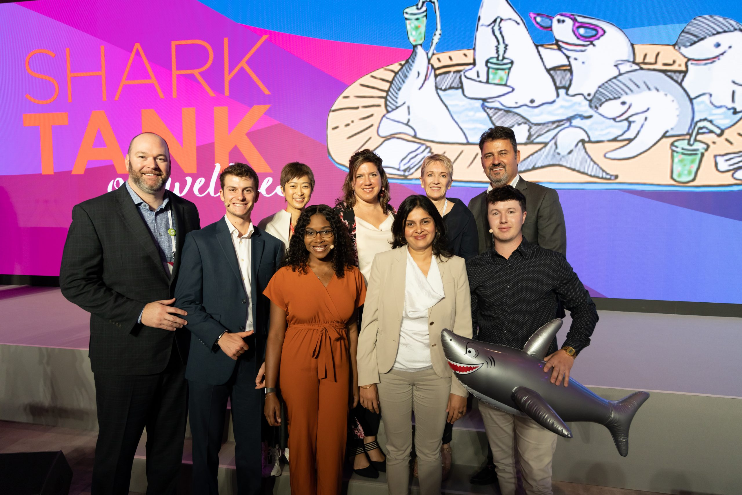 Shark Tank of Wellness Global Student Competition 2020 (Total prize of $10,000)