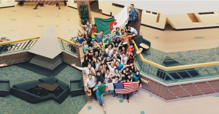 U.S. Embassy in Algeria Fulbright Foreign Student Program 2021-2022 (Fully-funded to the US)