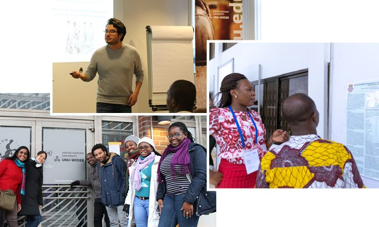 UNU-WIDER Visiting PhD Fellowship Programme 2020 (Fully-funded)