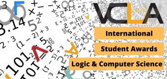Vienna Center for Logic and Algorithms (VCLA) International Student Award 2020