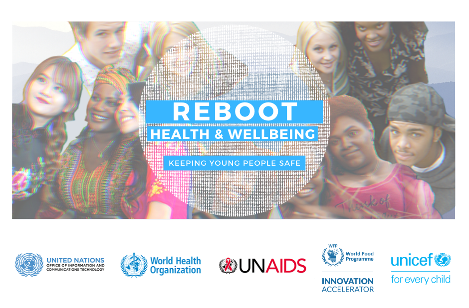 WHO Reboot Health & Wellbeing Challenge 2020 – Keeping Young People Safe (Win a trip to Geneva)